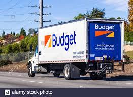 100 Budget Trucks Rental Truck Stock Photos Truck Stock