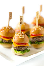 Perfect Party Appetizer: How To Make Mini Cheeseburgers | Pizzazzerie Crispy Buffalo Style Salmon Sliders Half Baked Harvest 2013 Hungry In The Hammer Burger Tyme Little Bitty Barn The 25 Best American Burgers Ideas On Pinterest Original Burger 82 Sandwiches Burgers Images Cook Camping Perfect Party Appetizer How To Make Mini Cheeseburgers Piazzerie 100 Beef Fresh Never Frozen Best 2017 Hopes Dreams January 2012 Yli Tuhat Ideaa Pinterestiss Bar Ja Juomat