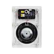 Polk Ceiling Speakers Amazon by Amazon Com Polk Audio Rc85i 2 Way In Wall Speakers Pair White