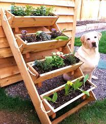 Vertical Pallet Vegetable Garden Container Holder Indoor Ideas