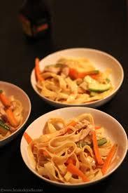 recette de cuisine malagasy mi sao ou misao cuisine malgache remplacer le poulet par du