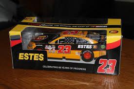 Jeb Burton #23 Estes 2015 Camry 1 24 Lionel NASCAR Racing Car | EBay