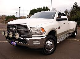 Used 2010 Ram 3500 Crew Cab Dually LARAMIE / LOADED For Sale In ...