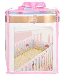Amazon Com 4 Piece Baby by Amazon Com Precious Moments Crib Bumper Baby
