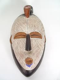 West African Luba Songye Mask
