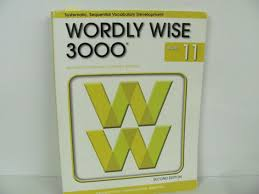 EPS Wordly Wise 3000 Grade 11 Student Book
