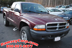 100 2003 Dodge Truck Used Dakota For Sale At Ramsey Corp VIN 1D7HG12X13S334034