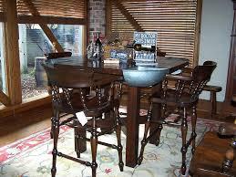 clearance bistro table bar stools bob timberlake