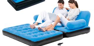 Intex Inflatable Sofa With Footrest by Sofa Awesome Intex Air Couches Intex Two Person Inflatable Pull