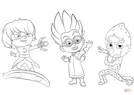 Romeo And Night Ninja Coloring Pages To View Printable Version Or Color It Online Compatible With IPad Android Tablets