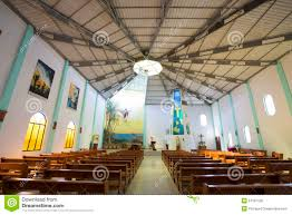 100 Modern Church Interior Design Empty In The Galapagos Islands
