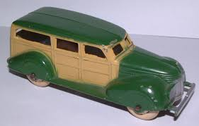 100 Tootsie Toy Fire Truck PreWar Toys Article By Clint Seeley