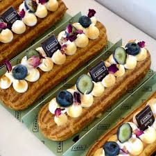 eclairs canal artisanal pastry berlin