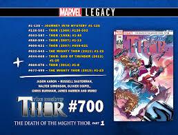 Comichron Understanding Marvels Legacy Numbering