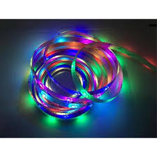 trending in the aisles 18ft color changing led ribbon lighting