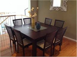 Extraordinary Round Dining Room Tables Seats 8 Table Impressive Aspects Square For Uk