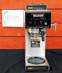 Used Bunn Commercial 3 Warmer Coffee Brewer UE3271