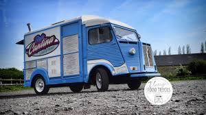 Vintage Food Trucks - Baja Cantina Mexican Food Truck - YouTube