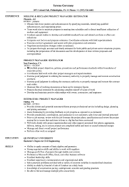 Download Project Manager Estimator Resume Sample As Image File