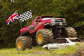 Grizzly Trucks - Awesome Monster Truck Experience Trucks Off Road ...