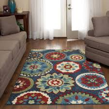 Walmart Living Room Rugs by Better Homes And Gardens Bayonne Area Rug Or Runner Collection