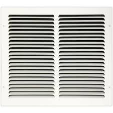 speedi grille 10 in x 10 in return air vent grille white with