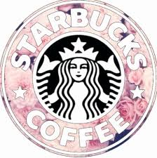 Starbucks Logo Vector Inspirational Origin Pink Logos Line Upside Down