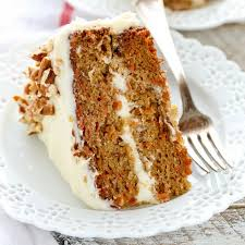 Carrot Cake with Cream Cheese Frosting 3 copy