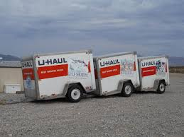 100 U Haul Moving Truck 17 Ft New 4x8 Cargo Trailer Rental