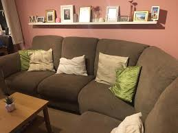 ikea tidafors corner sofa light brown seats 6 in long eaton