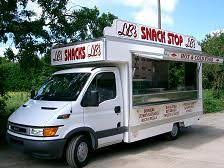 Box Van Conversion Converted By A And R Willis Catering Trailers Want Something Like This
