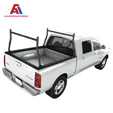 100 Pickup Truck Ladder Rack Universal 800Lbs Steel Adjustable Utility