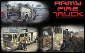 Army Firetruck - GTA5-Mods.com Fire Truck Rescue Services Apk Download Free Simulation Game For The Arcade Flyer Archive Video Game Flyers Atari Inc Games Amazing Wallpapers Put Out Forest Stock Photo Edit Now 695348728 911 Sim 3d Truck Robocraft Garage Feature 5 You Wont Believe Somebody Made Android Car Wash Repair For Kids Heavy Ethodbehindthemadness