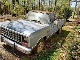 100 1985 Dodge Truck Ol Blue Ram 100 Custom Prospector Album On Imgur