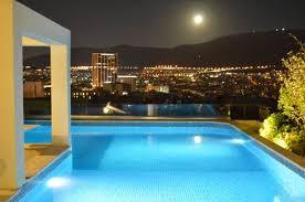 lycabettus hill penthouse roof garden pool أثينا
