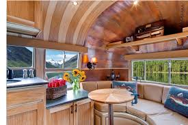 104 Restored Travel Trailers Stunning 1954 Airstream Flying Cloud Trailer