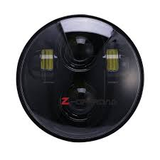 5 75inch led headlight bulb replacement motorcycle projector