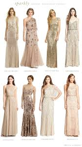 mismatched neutral bridesmaid dresses weddings wedding and