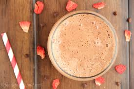 Mcdonalds Pumpkin Pie Calories by Skinny Chocolate Covered Strawberry Frappé Mcdonald U0027s Copycat