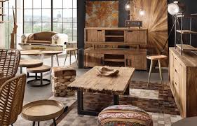 antikfinish teakholz möbel lowboard 187x52x50cm massiv