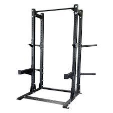 Body Solid SPR500 Half Rack And SPR500HALFBACK Rack