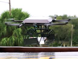 Quadcopter Of The Future: UPS Tests Drone-slinging Delivery Van ...