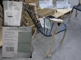 Kirklands Outdoor Patio Furniture by Furniture Kirkland Signature Commercial Sling Chair Costco