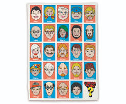 Guess Who Tea Towel GBP795 Prezzybox
