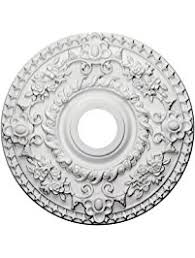 Small Two Piece Ceiling Medallions by Home Lighting Ceiling Medallions Amazon Com Lighting U0026 Ceiling
