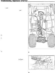 Craftsman Lt1000 Drive Belt Size by Wiring Diagram For Craftsman Gt5000 Craftsman Lawn Mower Parts