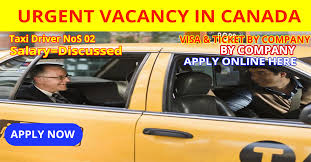 Taxi-driver - Jobs In CanadaJobs In Canada