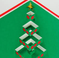 EASY POP UP CHRISTMAS CARDS