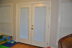 French Patio Doors With Built In Blinds by Blinds For French Doors