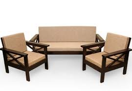 Inspiring Wooden Couch With Cushions 79 For Best Interior Design